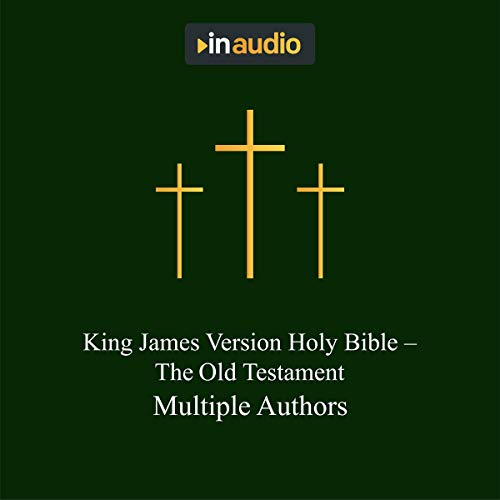 King James Version Holy Bible - The New Testament cover art