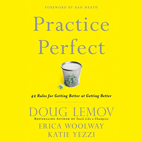 Practice Perfect audiobook cover art
