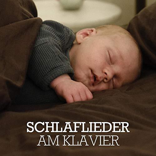 Schlaflieder am Klavier - Ruhige instrumentale Hintergrundmusik für Babys, entspannende Musik für Kinder, Schlaf