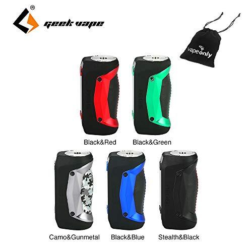 Cigarrillo electrónico Geekvape Aegis Mini 80W TC Box MOD 2200mAh, No e Liquid,...