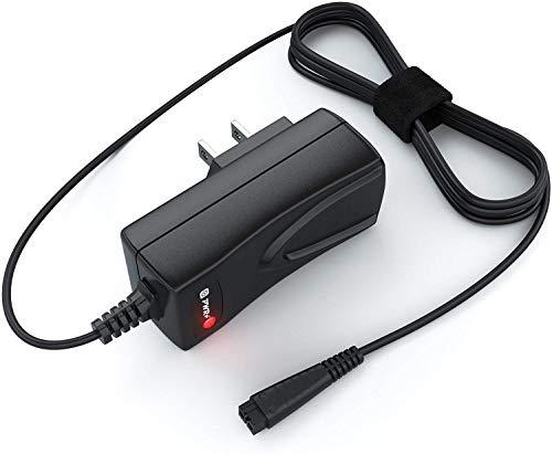 Price comparison product image Pwr 5.4V Panasonic-Shaver-Charger 3 4 5 Blade Razor Es-la63-s Es-la93-k Es-lv65-s Es-lv95-s : [UL Listed] Power Supply Re7-51 Re7-59 Pro-Curve Wet / Dry Shaver AC Adapter 6.5 Ft Extra Long Cord