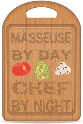 Read About Masseuse By Day Chef By Night: Handwritten Recipe Book | Blank Recipe Journal Book to Wri...