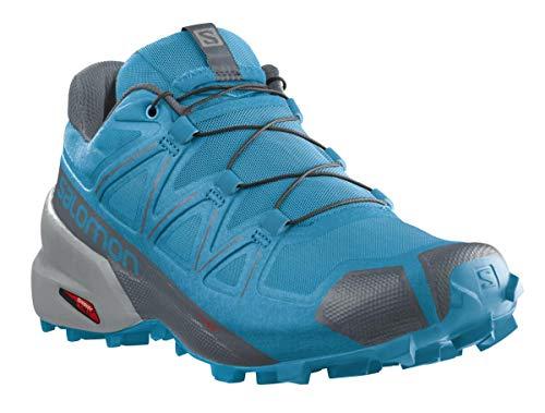 Salomon Herren Speedcross 5 Trailrunning-Schuhe, Bule, 45 1/3 EU