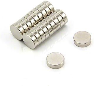 Magnet Expert 10mm dia x 3mm thick N42 Neodymium Magnet - 1.8kg Pull (Pack of 20)