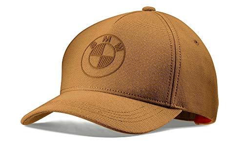 BMW Baseball Cap Wordmark Basecap Kappe Mütze Limited Sand
