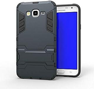 جراب صلب مضاد للصدمات لهاتف Samsung Galaxy J7 Nxt J701F لهاتف Samsung Galaxy J7 Neo J701M Core Duos J700 Combo Armor (GTX ...