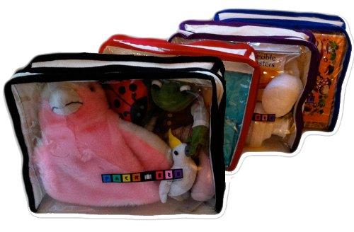 packeze Cubos de embalaje–Set de 4Pequeño