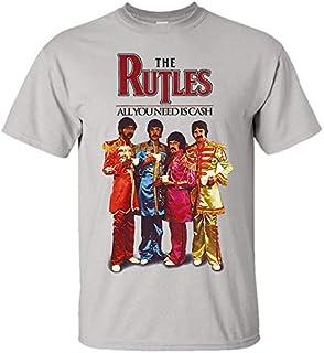 ラトルズV1:すべてのあなたの必要性で現金、映画1978、Tシャツ(WHITE) S-5XL