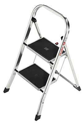 Hailo K30-Model 330-Pound Capacity Aluminum Step Stool