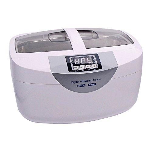 Emulsion potente da 170 pulizia ad ultrasuoni con Display digitale, grande capacità, 2500 ml
