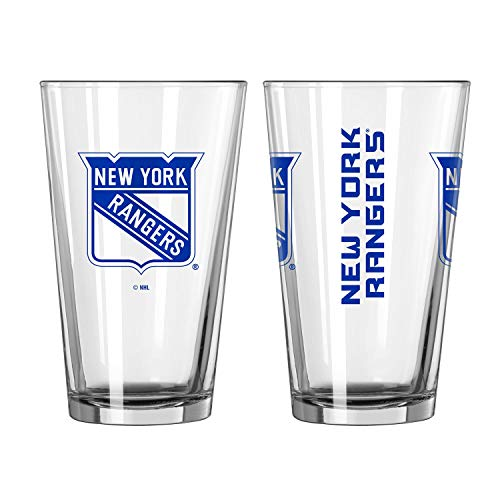 Boelter New York Rangers Gameday NHL Pint Glas (470 ml)