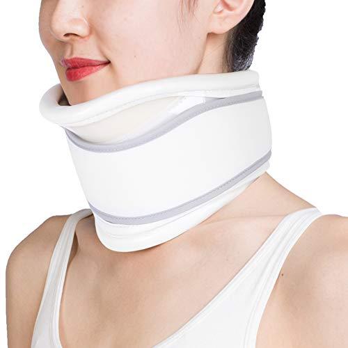 Wytino Traktionsgerät zur Halsfixierung, atmungsaktive Halswirbelstütze Halskrause Kragen Wirbelsäulentraktor Korrektur für schmerzlindernden Stress und Muskelverspannungen(#1)