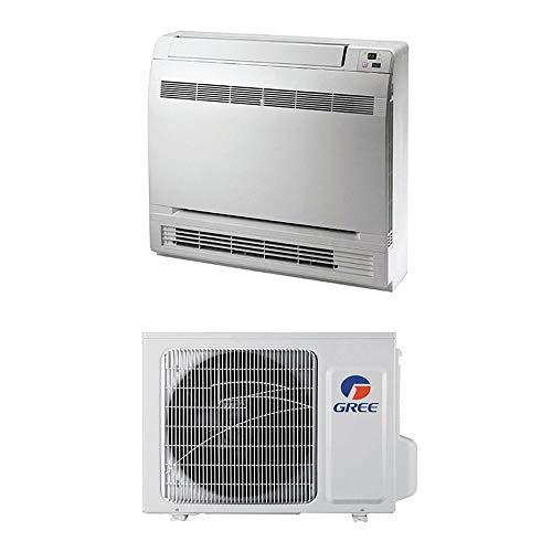 Climatizzatore mono Console pavimento WiFi 18000 Btu GREE classe A++/A+ inverter R32