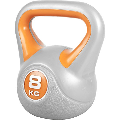 Gorilla Sports Kettlebells Plastique Stylish de 2 à 20...