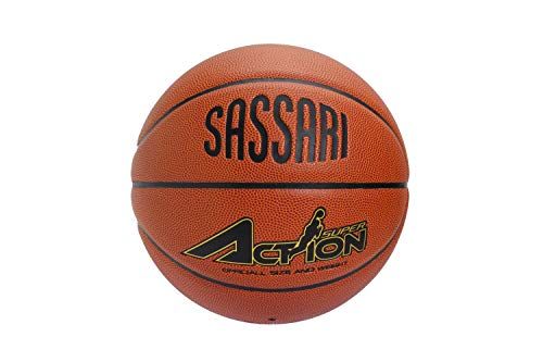 Great Features Of Sassari Premium Basketball NBA Size 7 Super Action