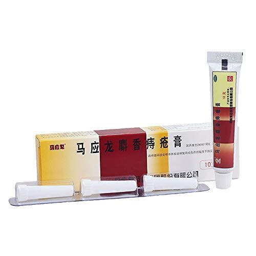 Mayinglong Chinese Hemorrhoids Ointment Cream Powerful Internal Piles External Anal Cream(1 Pack)
