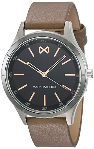 Mark Maddox HC7114-57 Reloj de Pulsera para Hombre