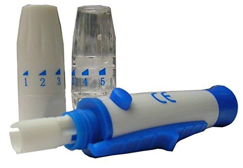 Bolígrafo de Punción para obtener muestras de sangre