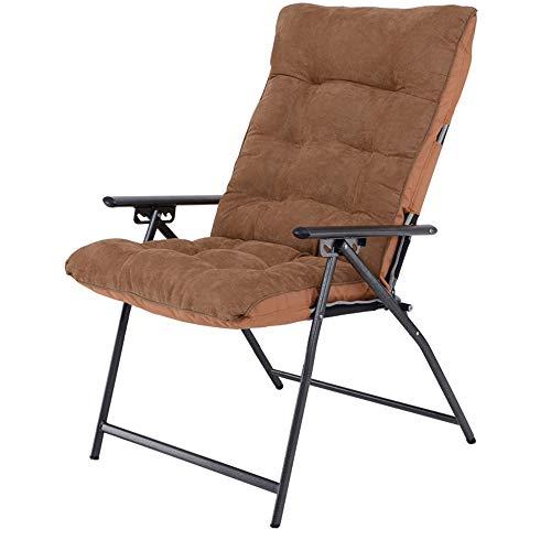 YUEDAI Klappstühle Faule Sofas, die Spielcomputerstuhlausgangsschlafzimmerstudien-Balkonklappstühle stützen (Color : 2)