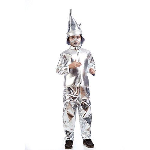 Limit Sport- Hombre Hojalata, disfraz infantil, 4 (MI848
