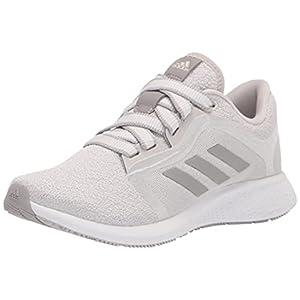 adidas Women's Edge Lux 4 Running Shoe, Grey/Grey/White, 7.5