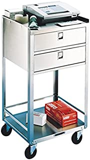 Lakeside 358 Stainless Steel Equipment Stand, (2) Shelves, (2) Drawers, 300 Lb Capacity
