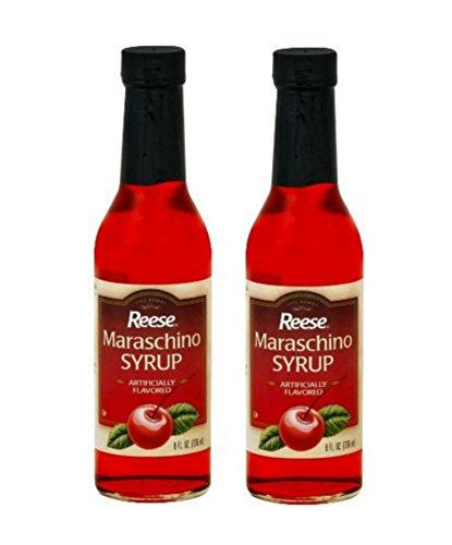 Reese Syrup Maraschino