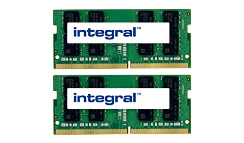 Integrale 8 GB (2 x 4 GB) DDR4 2133 MHz SODIMM CL15 Laptopgeheugenkit