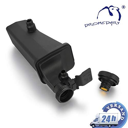 Dromedary 17137787039 Ausgleichsbehälter Kühlwasserbehälter Kühlmittel Kühler 3er E46 X3 E83 X5 E53 Z4 Coupe E86 Z4 Roadster E85