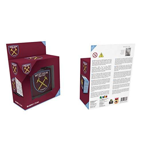 Paul Lamond 7243 West Ham United Football Club Rubik's Cube, Bourgondisch rood