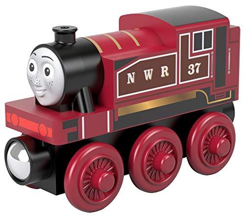 Thomas & seine Freunde GGG34 - Rosie Spielzeuglok aus Holz, Spielzeug Zug ab 3 Jahren