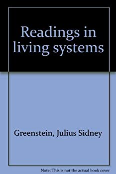 Paperback Readings in living systems Book