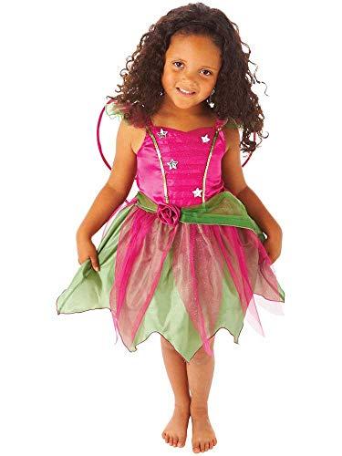Costume enfant - Fée avec ailes - taille 4-6ans
