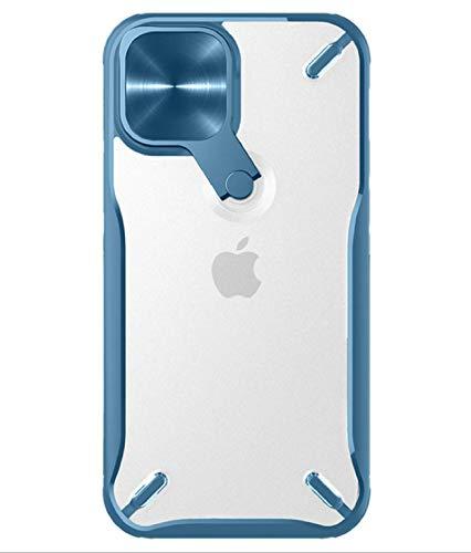 Handyhülle Kameraschutz Freistehende Abdeckung Mobiles Hautzubehör, robuste Handyhüllen für iPhone 12 / Mini/Pro/Promax