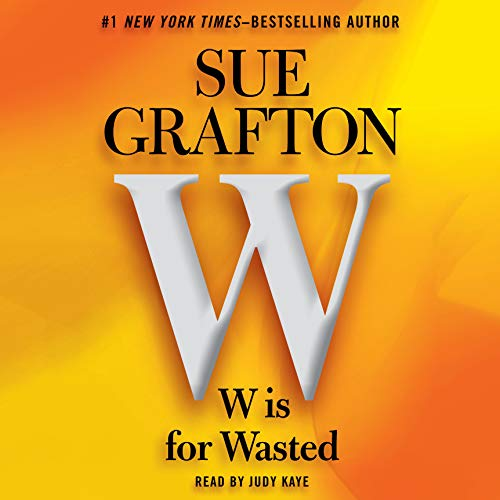 W is for Wasted Titelbild