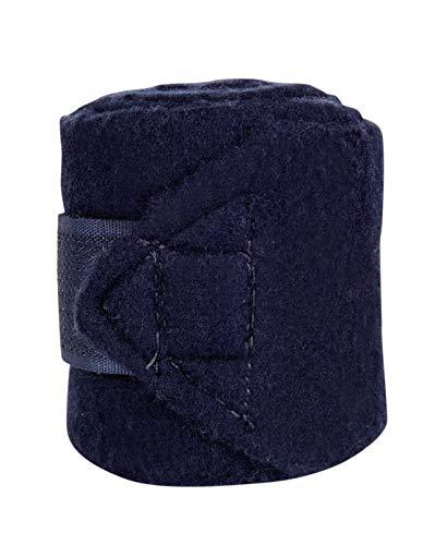 HKM Polarfleecebandagen -Mini-Shetty-, dunkelblau, 100