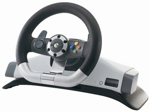 Xbox 360 Inalámbrico Volante (xbox 360)