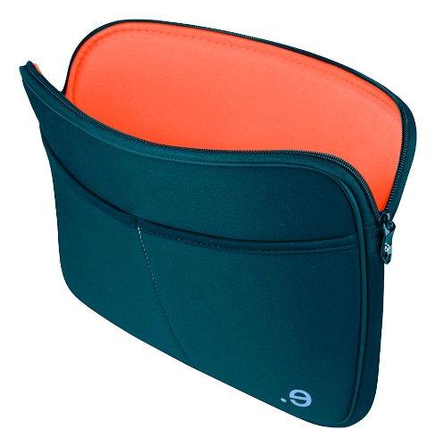 be.ez LA robe Club Tasche für MacBook Air/Pro 33 cm (13 Zoll/13,3 Zoll) Kingfisher