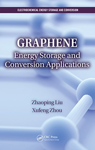 Graphene: Energy Storage and Conversion Applications (Electrochemical Energy Storage and Conversion Book 6) (English Edition)