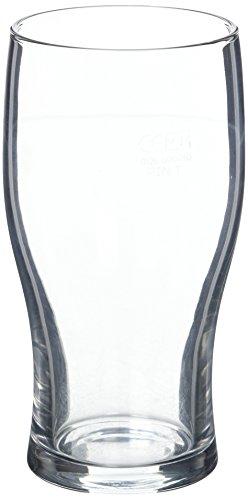 Bierglas, 568 ml, Tulpenform, 4 Stück