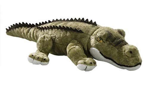 Carl Dick Peluche - cocodrilo, caimán (Felpa, 32cm) [Juguete] 2706
