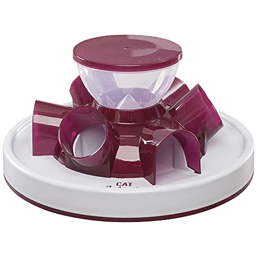 TRIXIE Pet Products Tunnel Self Feeder for Cats