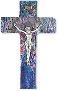Best stained glass crucifix Reviews