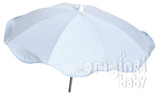Parasol bébé Raja ciel + flexible universelle, pare-soleil