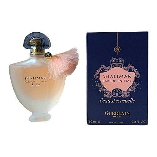 Guerlain Shalimar Parfum Initial L'Eau Si Sensuelle Eau de Cologne, 1er Pack (1 x 60 ml)