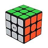 QI YI TOYS Speed Cube 3x3x3 | Cubo Magico di Ultima Generazione Veloce e Liscio | Materiale Durevole e Non tossico | Cubo Magico per Adulti e Ragazzi (Speedcube 3x3x3)