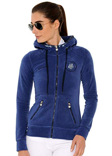 SPOOKS Fleecejacke Leonie Fleece Blue Größe XS