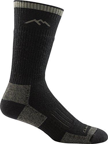 Darn Tough (Style 2011 Hunter Midweight w/Cushion Sock - Charcoal, Small