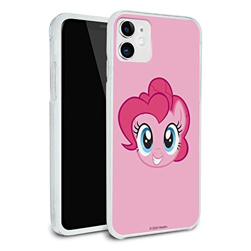 My Little Pony Pinkie Pie Face Protective Slim Fit Hybrid Rubber Bumper Case Fits Apple iPhone 8, 8 Plus, X, 11, 11 Pro,11 Pro Max
