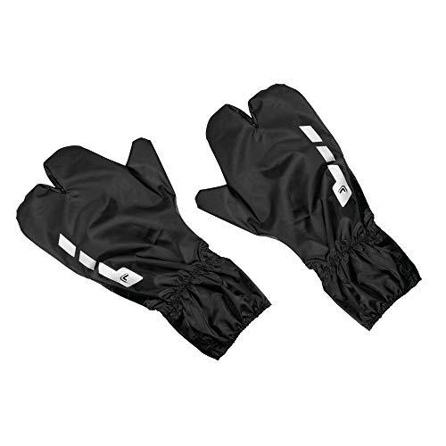 Generico - Kit Cubre Guantes de PVC Nylon para Moto Talla Unica Rain Dreams 3 Talla Unica Tira Reflectante 91305